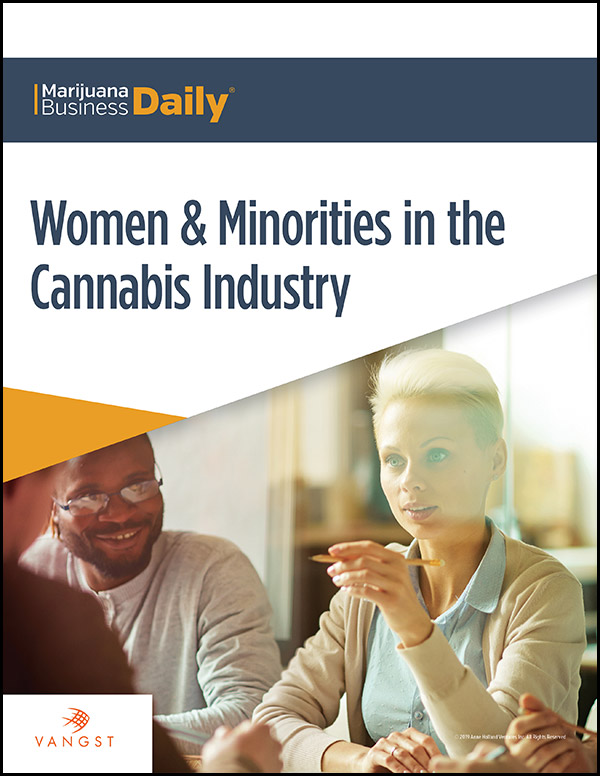 Women & Minorities in the Cannabis Industry