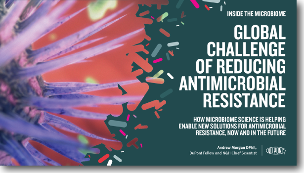 Global Challenge of Reducing Antimicrobial Resistance