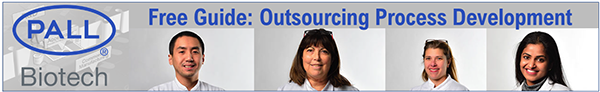 PALL Biotech | Free Guide: Outsourcing Process Development