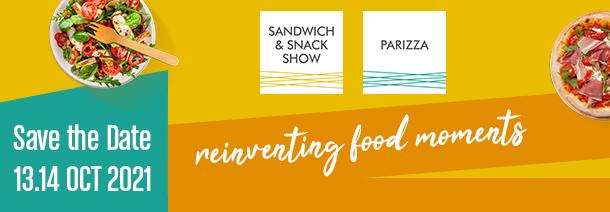 Sandwich & Snack Show - Parizza