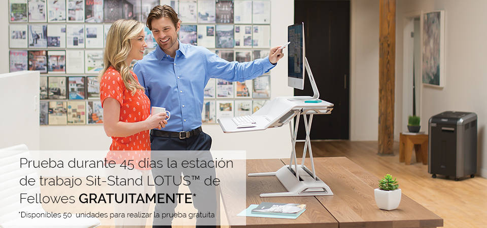Fellowes Movimiento Sit-Stand