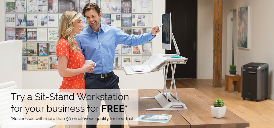 Get Ready for a healthier workspace