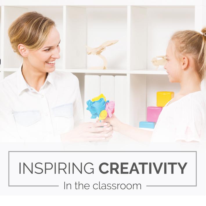 Inspiring Creativity in the Classroom