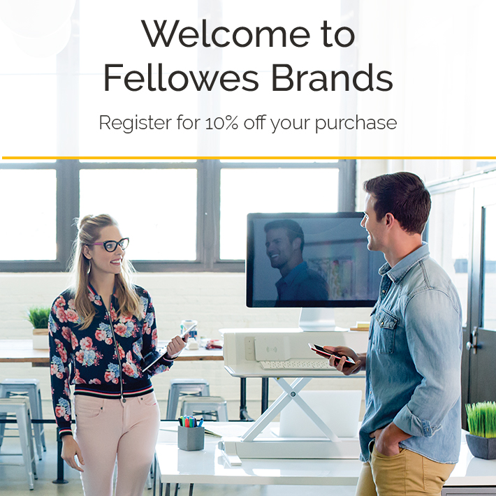 Welcome to Fellowes