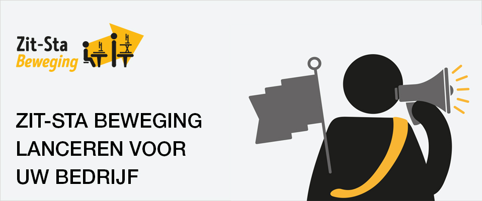 Zit-Sta lanceren voor uw bedrijf