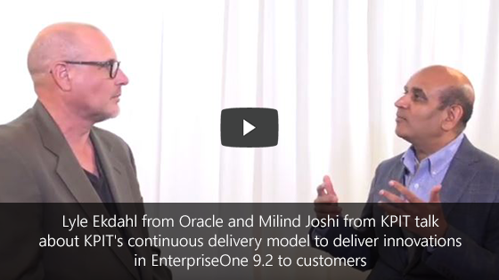 Remain Perpetually Current on JD Edwards EnterpriseOne 9.2