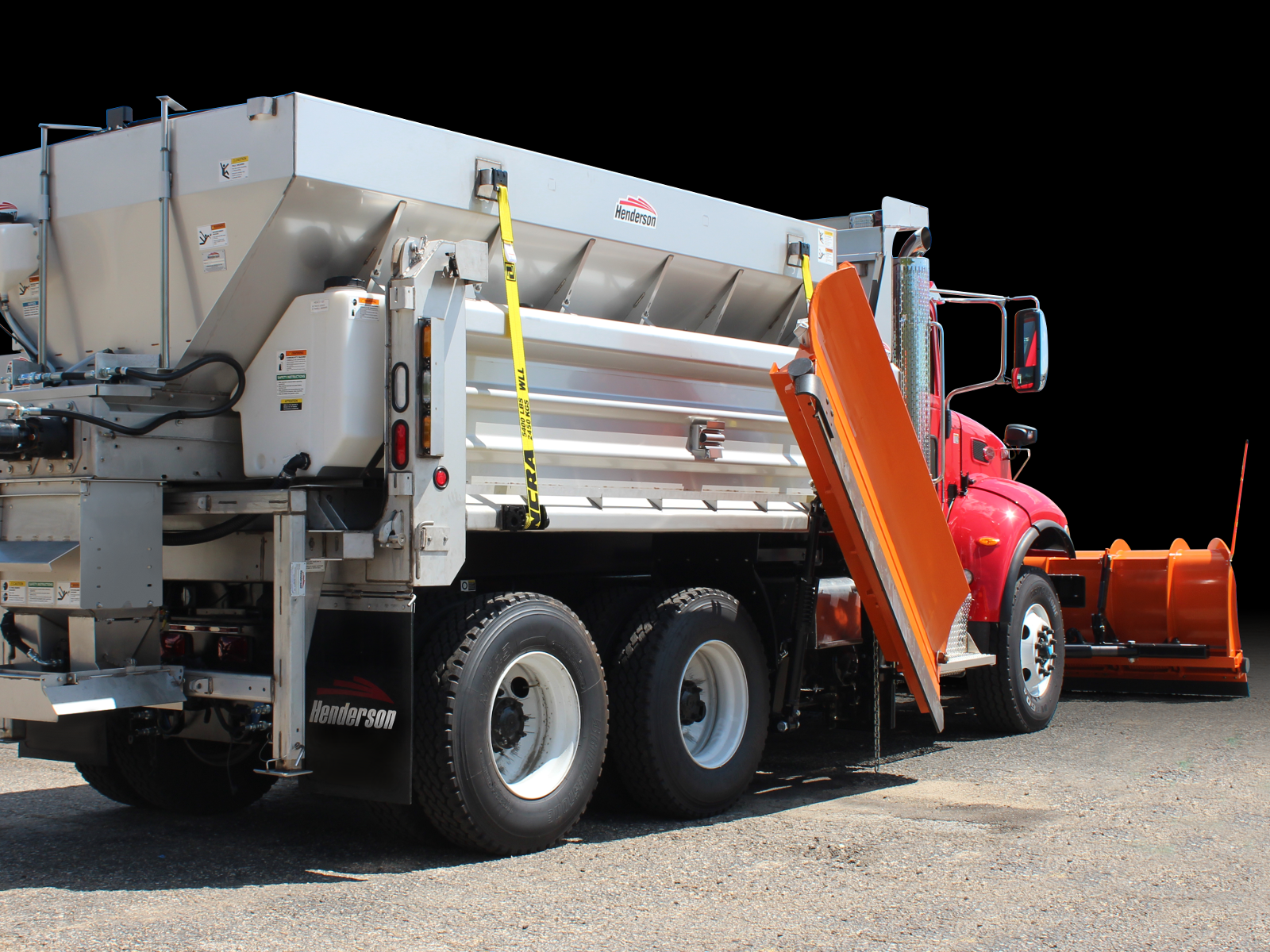 Plows and Spreaders