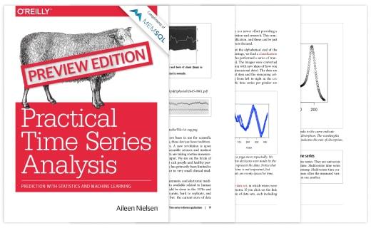 O'Reilly Time Series Analysis MemSQL Free eBook