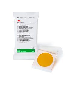 3M™ Petrifilm™ Rapid E. coli/Coliform Count Plate