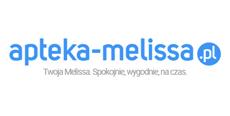 Logo apteka-melissa.pl - Twoja Melissa. Spokojnie, wygodnie, na czas.