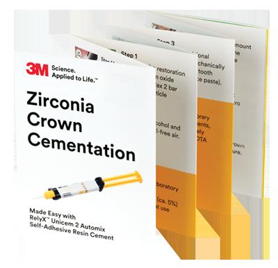 Zirconia Crown cementation