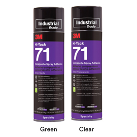 3M™ Hi-Tack Composite Spray Adhesive 71