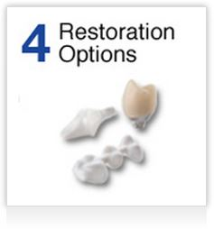 Step 4 Restoration Options