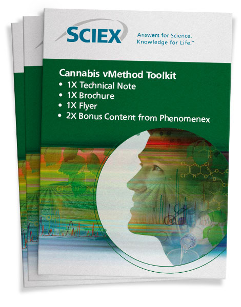 Cannabis testing kit