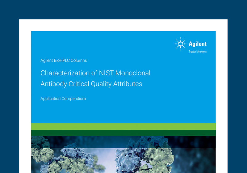 Characterization of NIST Monoclonal Antibody Critical Quality Attributes