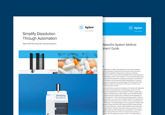 Free Agilent NanoDis System information kit