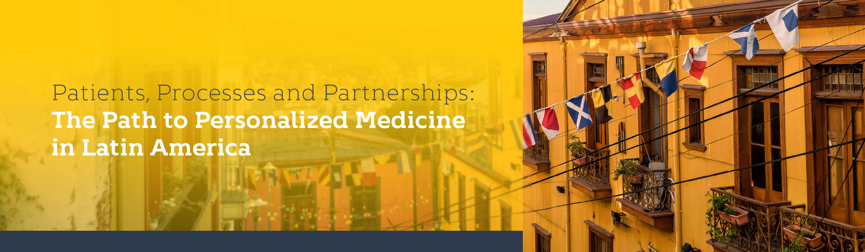 Patients, Processes and Partnerships: The Path to Personalized Medicine