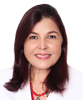 Irma Luisa Ceja Martinez, MD, FACP