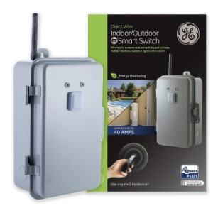 GE Hardwired Smart Switch