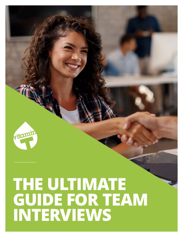 Team Interview Guide Cover Image