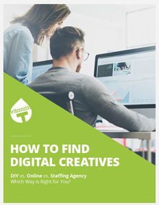 How to Find Digital Creatives Guide Cover Image