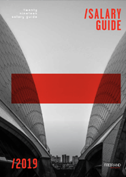 Firebrand Talent Salary Guide Cover
