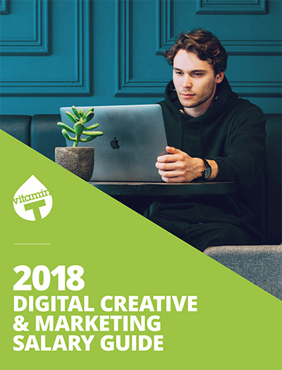 Salary Guide 2018 Cover Image