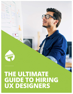 The The Ultimate Guide to Hiring UX Designers Cover Image
