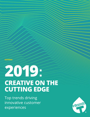 2019: Creative On The Cutting Edge Cover Image