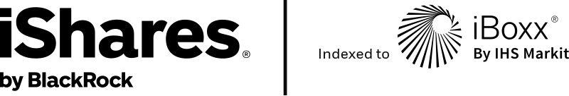 iShares and iBoxx by IHS Markit Logo