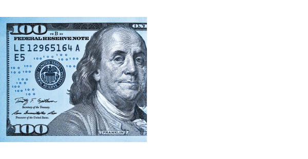 Get $100 in Three Easy Steps**
