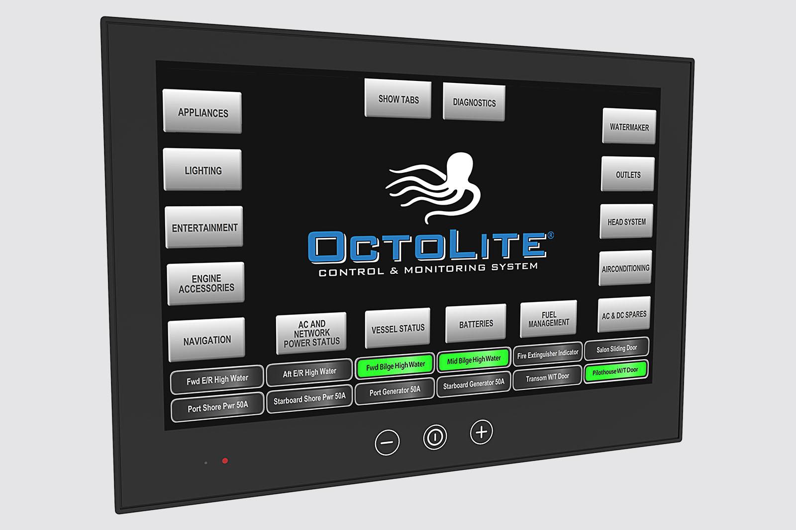 OctoLite Touchscreen