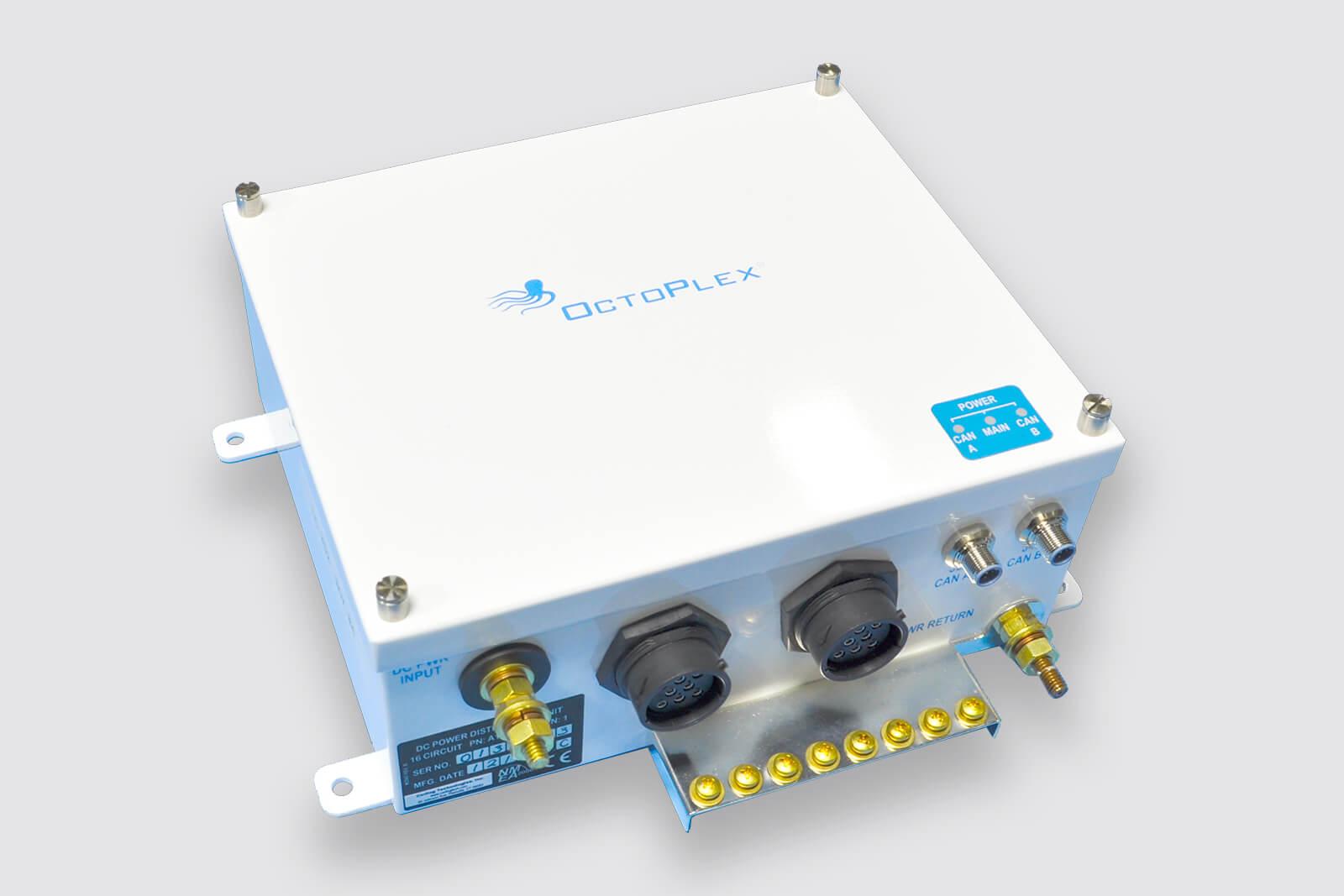 OctoPlex DC Power Distribution Unit