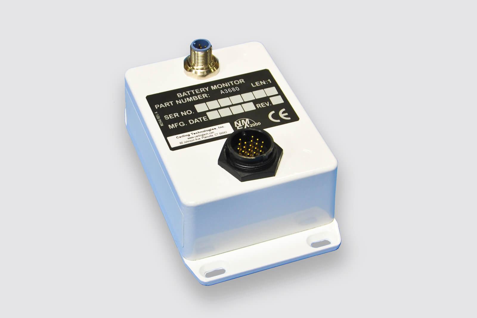 OctoPlex Battery Monitor