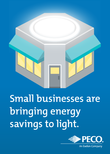 Small businesses are big fans of energy savings.