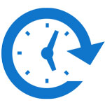 Increase uptime icon
