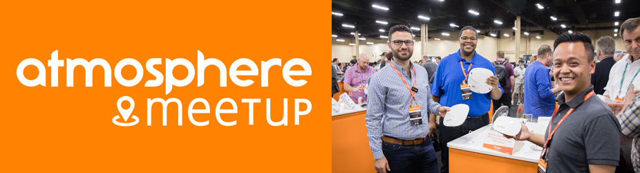 Atmosphere Meetup
