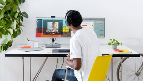 New Norm: The Surge of Collaboration Between In-office & Remote Workers