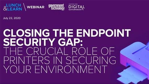 Closing the Endpoint Security Gap: The Crucial Role of Printers in Securing Your Environment