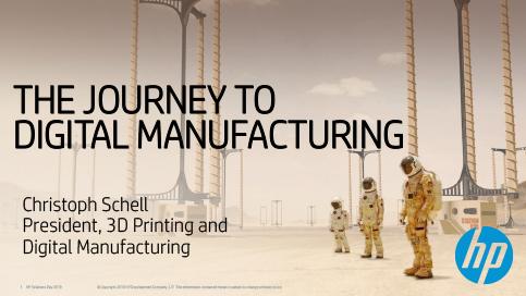 Der Weg zur digitalen Produktion