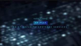 HP Print Security Assessment