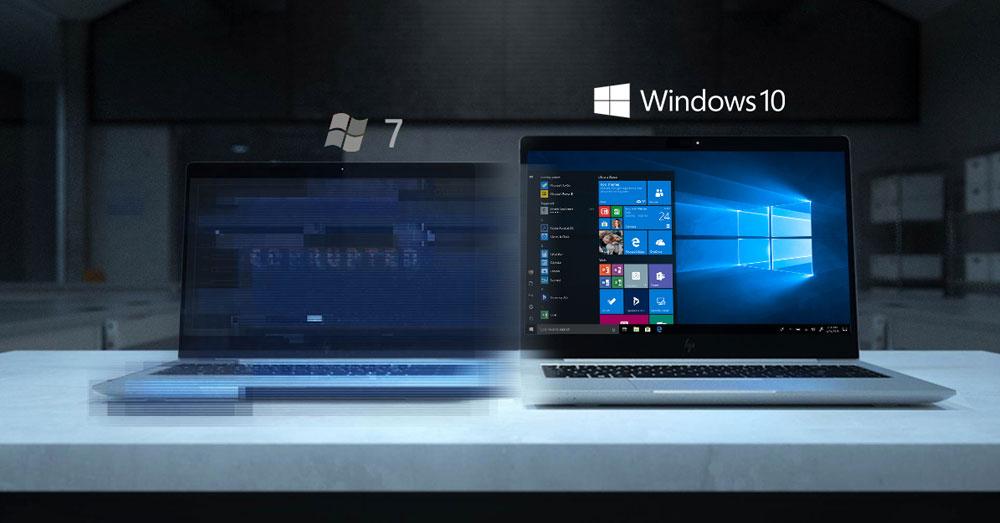 È ora di passare a Windows 10