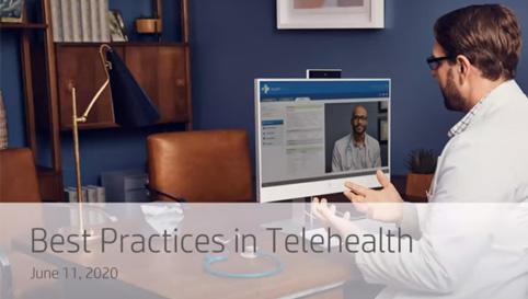 HP/CHIME Webinar: Best Practices in Telehealth