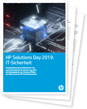 HP Solutions Day 2019