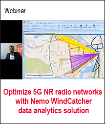 5G data analytics webinar