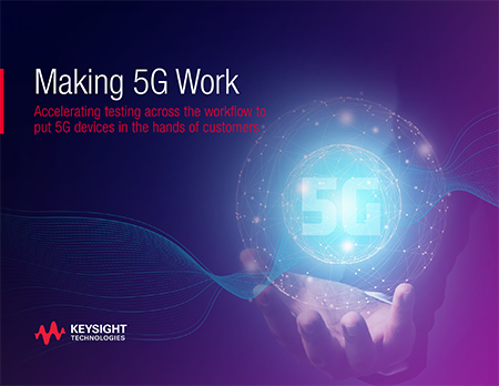 Making 5G Work ebook cover image