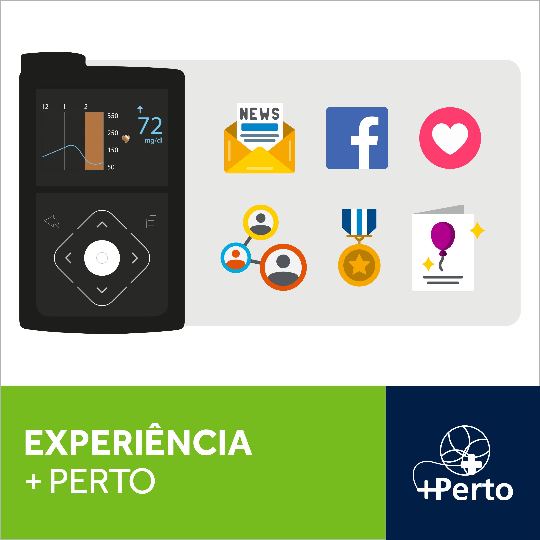 Experiência +Perto