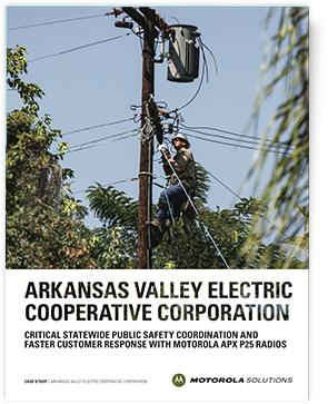 Arkansas valley electric cooperative corporation