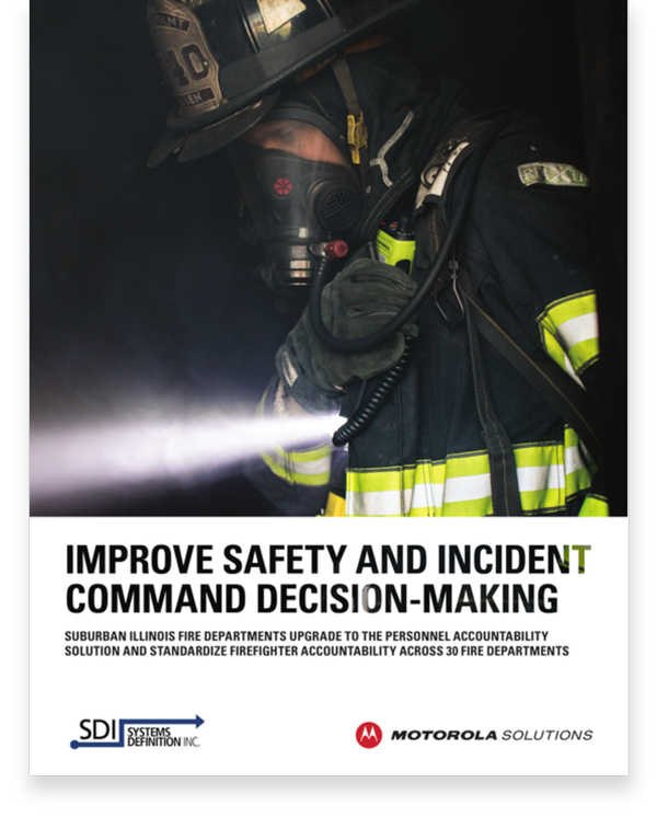 Improve Safety and Incident Command Decision-Making