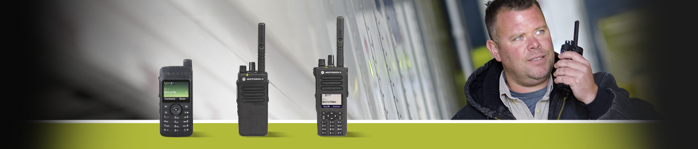 TAKE YOUR COMMUNICATIONS FURTHER TRADE IN AND SAVE UP TO $1200 ON NEXT GENERATION MOTOTRBO™ RADIOS